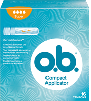 o.b Compact Applicator Super